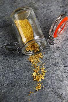 Poudre de citron maison à utiliser comme on veut (poisson, gâteaux, crèmes...)