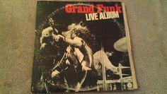 Grand Funk - live