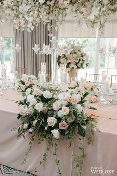 WedLuxe – A Romantic Wedding With Soft, Neutral Accents | Photography By: Richelle Hunter Photography Follow @WedLuxe for more wedding inspiration!
