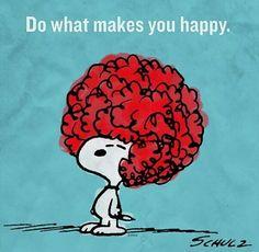 Snoopy feel free