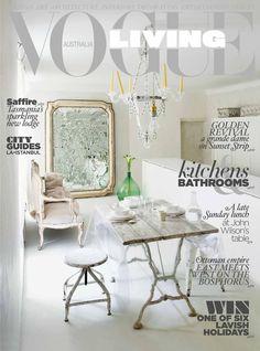 Vogue Living Sept/Oct 2010