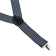 Bretele elastice negre Percy, 25.00 LEI