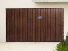 Portão de Madeira - Confira preços, modelos e muito mais. Tudo sobre portões de madeira residenciais, clique e confira.