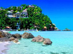 Top Places to Visit in Boracay Island Philippines Voyage Philippines, Boracay Philippines, Philippines Beaches, Philippines Travel, Manila Philippines, Beautiful Islands, Beautiful Places, Amazing Places, Places To Travel