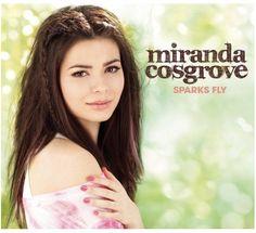 miranda cosgrove cd covers    has just released the album covers for Miranda Cosgrove's new album ...