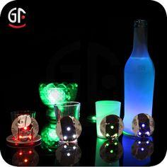 2016 Custom Small Fast Selling Items UV Light Mini Led Bottle Sticker  tina@chinaszshh.com