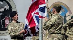 As British troops hand over Camp Bastion, the BBC's Jonathan Beale says the UK's 13-year experience there appears to have had an impact on debate about future UK interventions.