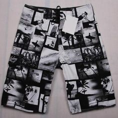 high quality Men Bermudas board shorts Male Beach swimwear short mens boardshorts Casual masculina pants JY04