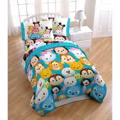 Tsum Tsum Full Bed Sheets