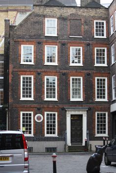 Dr Samuel Johnson's House, Gough Square   Flickr - Photo Sharing!