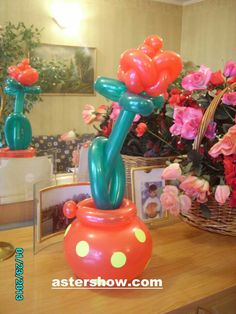 Balloon bouquet by the balloon closet in siloam springs ar hg mightylinksfo