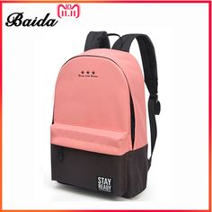 Fashion Backpack Women Leisure Back Pack Korean Ladies Knapsack Casual Travel  Bags for School Teenage Girls Classic Bagpack. Sacs À Dos ... de53ef2a1568d