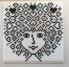 Hama Beads Design, Hama Beads Patterns, Beading Patterns, Tapestry Crochet Patterns, Patchwork Patterns, Fuse Beads, Perler Beads, Beaded Cross Stitch, Ark