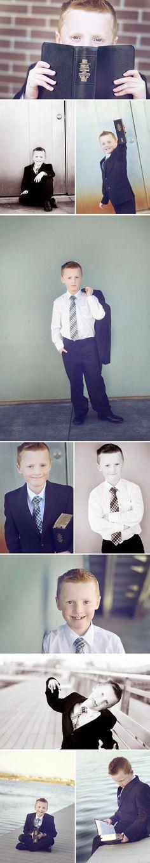 Evie B Photography | J {Baptism}, LDS Baptism Photography