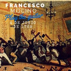 """Tal día como hoy nació el compositor y guitarrista italiano #FrancescoMolino (4 de junio de 1768). Nacido en Ivrea, Florencia, el creciente interés por la guitarra que se estaba produciendo en París hizo que se trasladara allí, donde coincidió con #FerdinandoCarulli, otro importante guitarrista y compositor. Los franceses, tan aficionados a las querellas culturales (entre antiguos y modernos, clasicistas y barrocos, etc.) sumaron en el siglo XIX la inexistente entre """"molinistas"""" y…"""