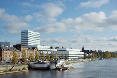 Väven Cultural Centre / White Arkitekter + Snøhetta