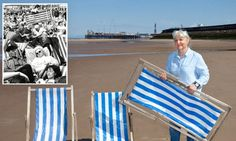 Entrepreneur aims to bring back 6,000 forgotten deckchairs to beaches