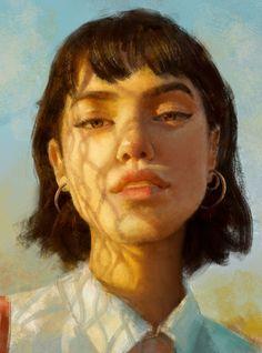 ArtStation - nothing, Hayee Lee