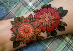 Thankstattoo by Silje from Scapegoat Tattoo awesome pin