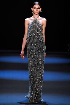 Naeem Khan Fall 2011 Ready-to-Wear Collection Slideshow on Style.com