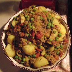 Keema Aloo (Ground Beef and Potatoes) - Allrecipes.com