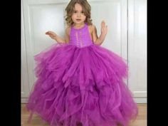 Beautiful AND EASY tutu dress(frock)-VESTIDO TUTU FACIL