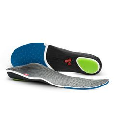 Our tri-planar insoles are designed to align your body against pronation, supination, pain and fatigue.