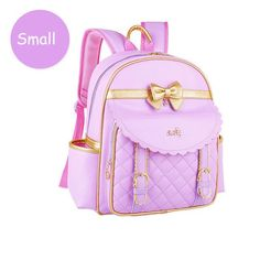 871e9711b272 Orthopedic Elementary School Bags Children Backpacks Portfolio For Lovely Girls  Grade 1-3-6 Mochila Infantil Princess Backpack