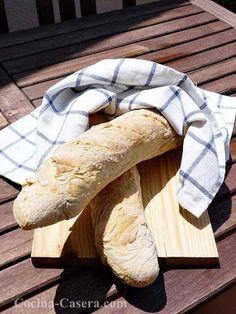 Cómo hacer tu propia masa madre para hacer pan casero   Recetas de Cocina Casera - Recetas fáciles y sencillas