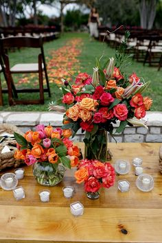 Ranch Wedding: Photo Courtesy of Creative Consultants
