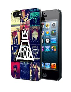 Fall Out Boy Collage C Samsung Galaxy S3 S4 S5 S6 S6 Edge (Mini) Note 2 4 , LG G2 G3, HTC One X S M7 M8 M9 ,Sony Experia Z1 Z2 Case