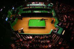 Snooker at the Crucible #sheffield #socialsheffield