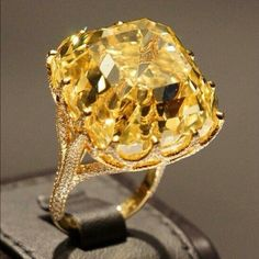110 carats of sparkly sunshine as cool as swimming pool $15 mill