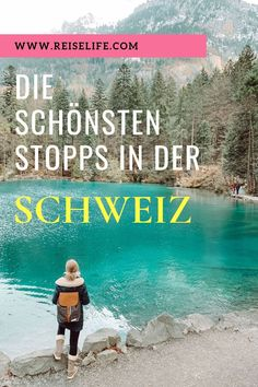 Switzerland Roadtrip - Where Switzerland is the most beautiful! For a week, the ...  #beautiful #roadtrip #switzerland #week Rheinfall, Roadtrip, Basel, Europe, Winter Vacations, Trips Abroad, Round Trip, Switzerland, Hiking