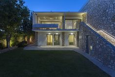 ARCHISEARCH.GR - Doxiadis' Own Entopia – House In Apollonion / K-Division Architecture / Mike Kraounakis