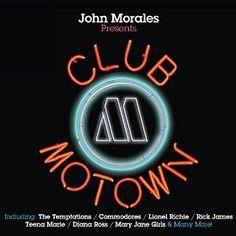 Various Artists - John Morales Presents Club Motown / Various [Cd] Uk - Impo