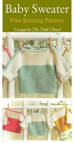 French Macaroon Baby Sweater Free Knitting Pattern Wool Cable Slippers – Free Knitting Pattern, Classy easy free baby knitting patterns 10 simple projects for cosy babies. baby… One Day Baby Mütze Kostenloses Strickmuster – – # … – – STRICKMUSTER: … Free Baby Sweater Knitting Patterns, Knit Baby Sweaters, Knitting For Kids, Easy Knitting, Knit Patterns, Knitting Sweaters, Crochet Baby Sweater Pattern, Knitted Baby Clothes, Free Childrens Knitting Patterns