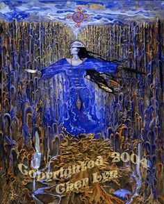 The myth of the Blue Corn Maiden comes from Hopi Culture, an ancient peaceful people who lived under ground due to earth shifts 10,000 years ago with the sinking of Atlantis. The Hopi know how to communicate with nature and Spirit, therefore they knew when to come out of the earth and plant new seeds.   Blue Corn Maiden comes from the stars  To assist our growth & help us see who we are. She spins her magic through the air With the EAGLE and the CONDOR … Her ancient wisdom is here… Cher Lyn
