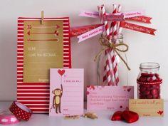 Descargar tarjetas de San Valentín gratis