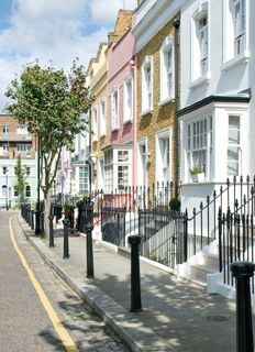 London mews houses and property to let