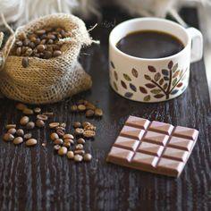 #Coffee #Chocolate