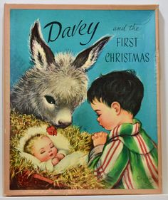 Davey & the First Christmas: Beth Vardon, Charlot Byj: Amazon.com: Books