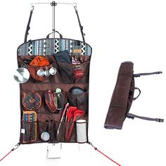 Hanging Storage Bag Home Picnic Camping Organizer 1pc Smell Proof Waterproof