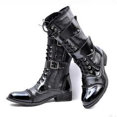 Cheap Boots on Sale at Bargain Price, Buy Quality boot boot boot, boot, boot legging from China boot boot boot Suppliers at Aliexpress.com:1,Heel Type:Platforms 2,shoe size:38, 39, 40, 41, 42, 43, 44 3,Boot opening:0 inch 4,Gender:Men 5,leather mosaic:casual