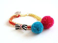 DIY Bracelet (via @truebluemeandyou tumblr)
