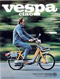vespa ciao moped - Cerca con Google Vespa Px, Piaggio Vespa, Vespa Lambretta, Vespa Scooters, Street Motorcycles, Cars And Motorcycles, Vintage Moped, Moto Scooter, Awesome