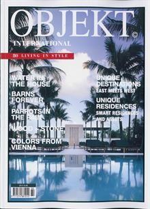 Objekt International Magazine Issue NO 80