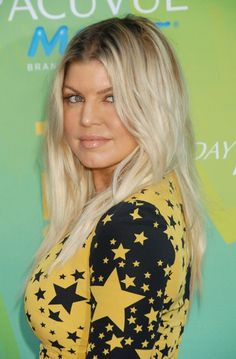 Ombre hair #fergie #ombre #hairstyle #hair