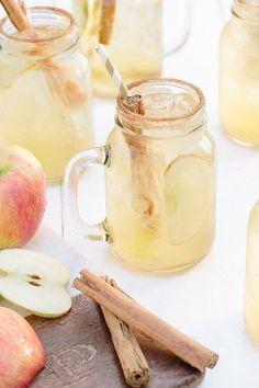 Hard Apple and Spice Cider Cocktail | Sugar and Charm | Bloglovin'