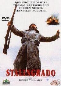 Stalingrado (1993) Alemaña. Dir: Joseph Vilsmaier. Bélico. Cine épico. II Guerra Mundial - DVD CINE 1471